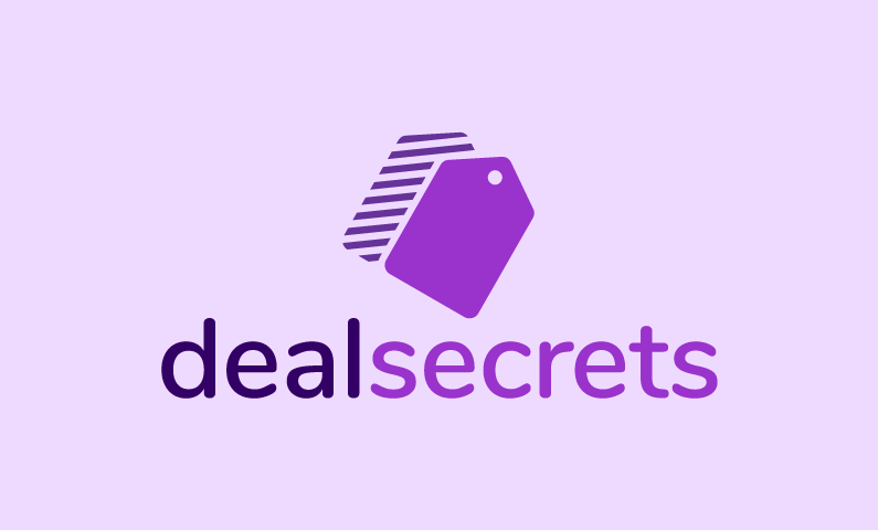 Dealsecrets - Sales promotion brand name for sale