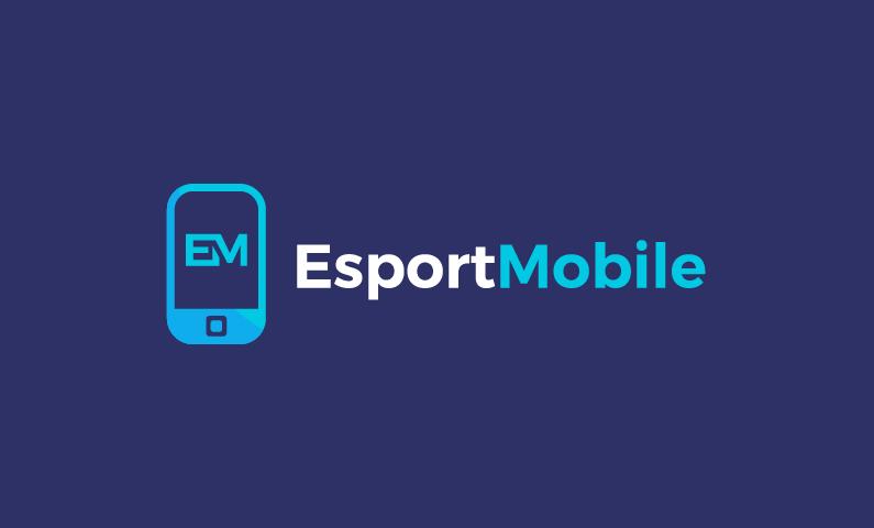 Esportmobile - Online games startup name for sale