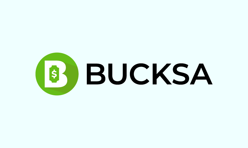 Bucksa - Payment domain name for sale