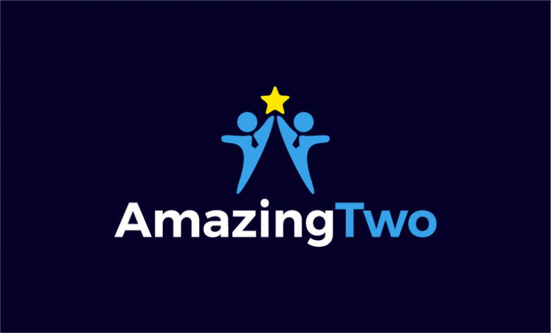 Amazingtwo - Business domain name for sale