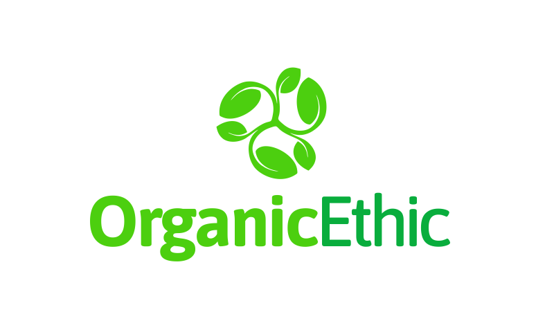 Organicethic - Green industry startup name for sale