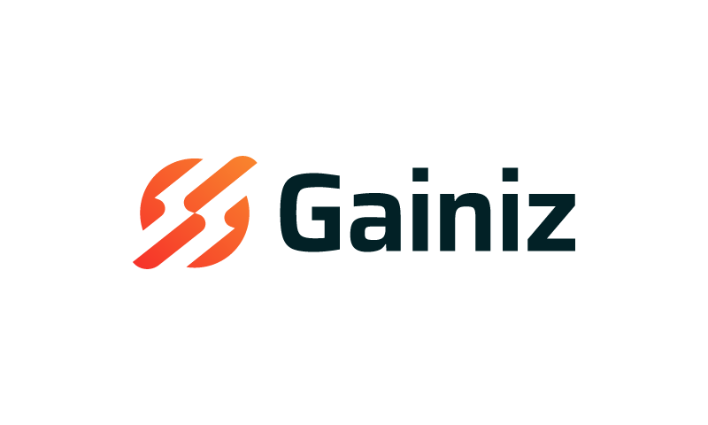 Gainiz - Investment startup name for sale
