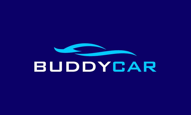 Buddycar - Automotive domain name for sale