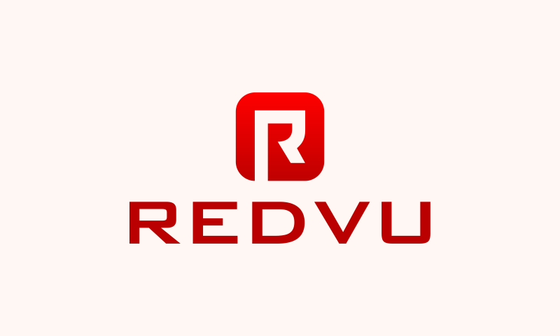 Redvu - Technology company name for sale