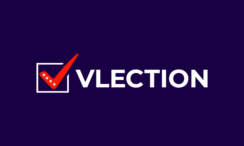 Vlection - Research startup name for sale