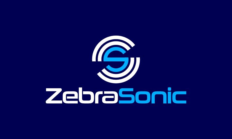 Zebrasonic - Music domain name for sale
