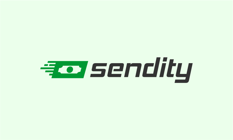 Sendity - Technology startup name for sale