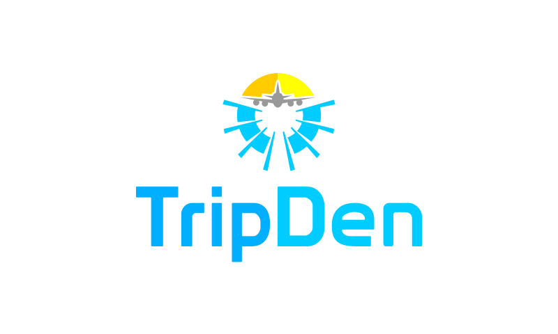 Tripden - Business name for a company in the travel industry