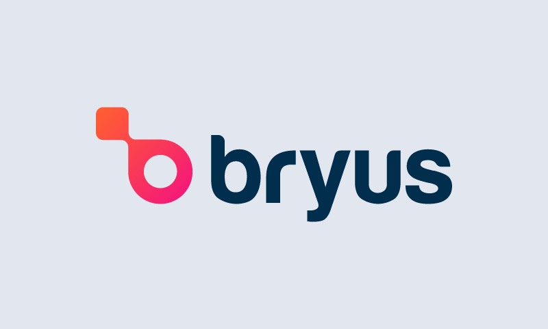 Bryus - E-commerce company name for sale