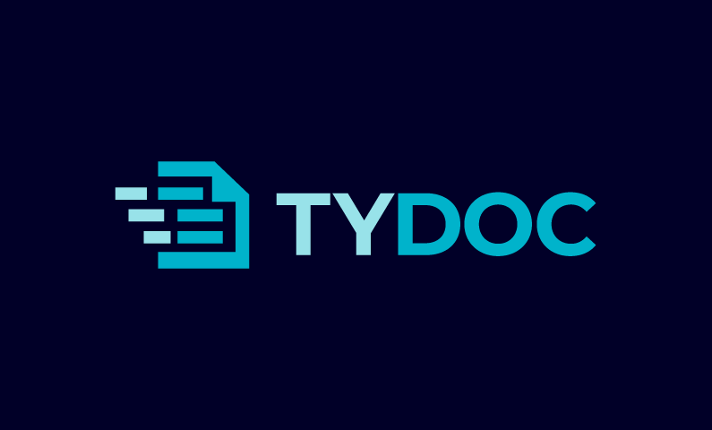 Tydoc - Technology startup name for sale