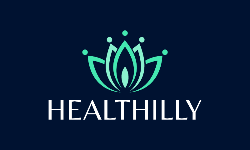 Healthilly - Healthcare domain name for sale