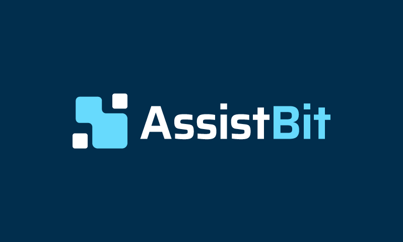 AssistBit logo
