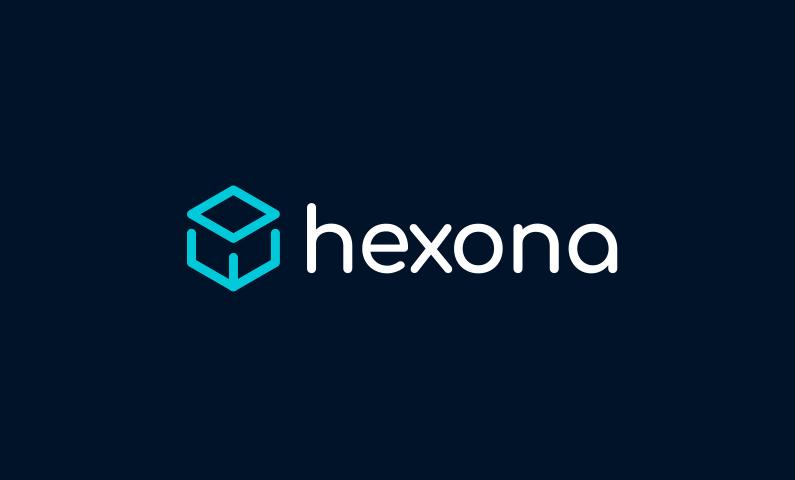 Hexona - Business company name for sale