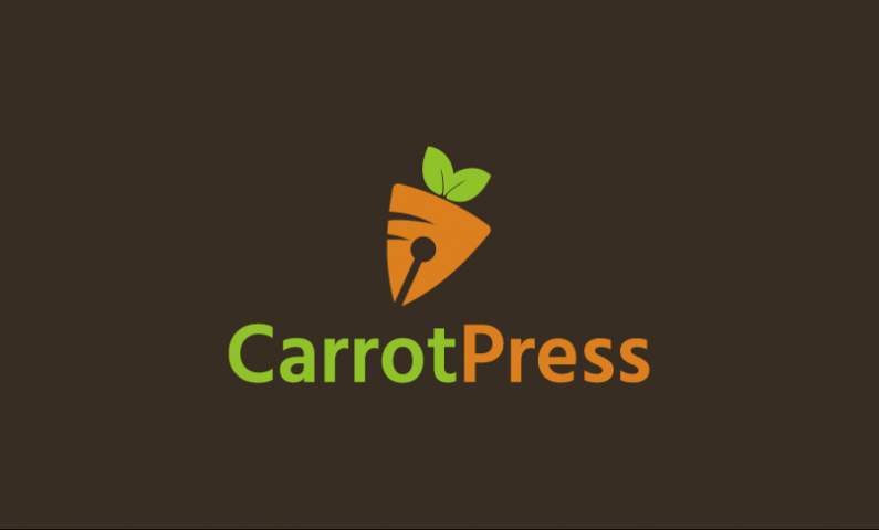 Carrotpress logo