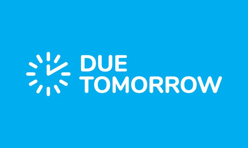 DueTomorrow logo