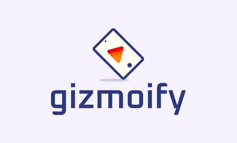 Gizmoify - E-commerce company name for sale