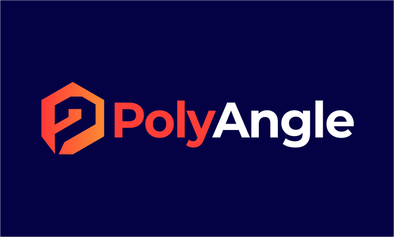 Polyangle - Modern company name for sale