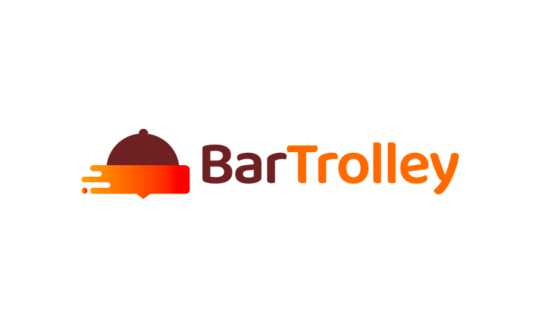 Bartrolley - Hospitality startup name for sale