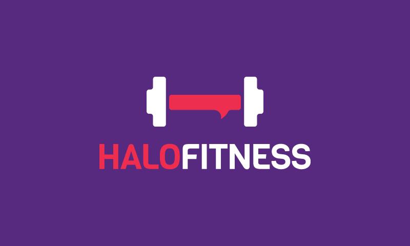 Halofitness - Fitness domain name for sale