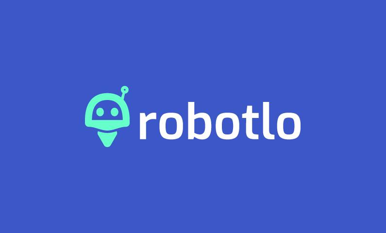 Robotlo - Robotics business name for sale