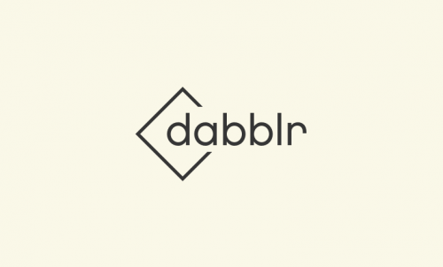 Dabblr - Possible startup name for sale