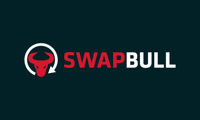 Swapbull - E-commerce startup name for sale