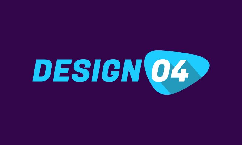 Design04 - Design brand name for sale