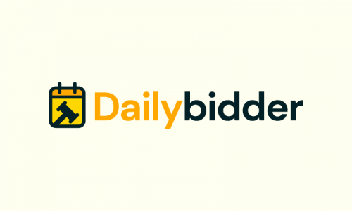 Dailybidder - Business product name for sale