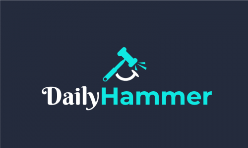 Dailyhammer - Retail brand name for sale