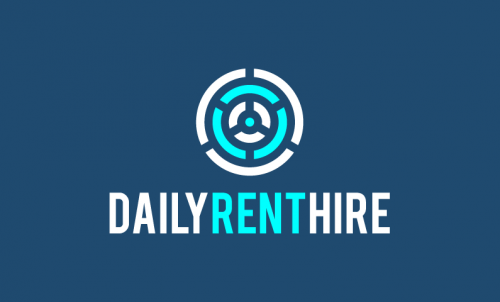 Dailyrenthire - Real estate domain name for sale
