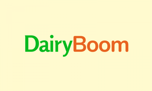 Dairyboom - Agriculture company name for sale