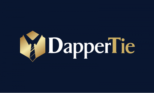 Dappertie - E-commerce brand name for sale
