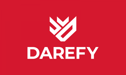 Darefy - Technology startup name for sale