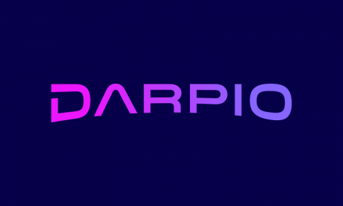 Darpio - Business product name for sale
