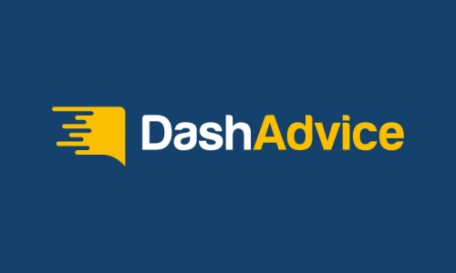 Dashadvice - Consulting brand name for sale