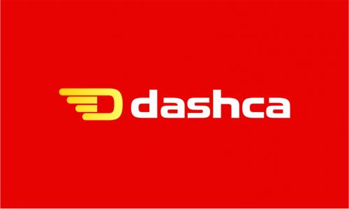 Dashca - Transport startup name for sale