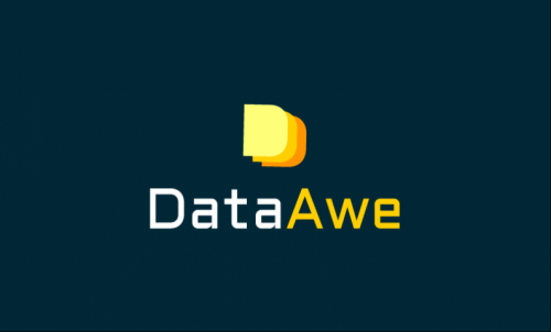 Dataawe - Business domain name for sale