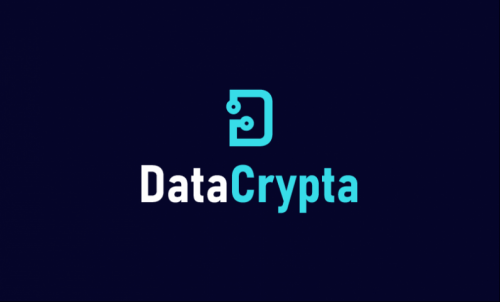 Datacrypta - Cryptocurrency business name for sale