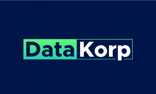Datakorp - Business product name for sale