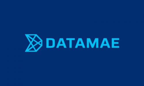 Datamae - Social brand name for sale