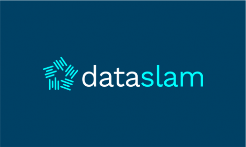 Dataslam - Business startup name for sale
