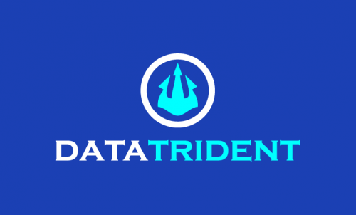 Datatrident - AI startup name for sale
