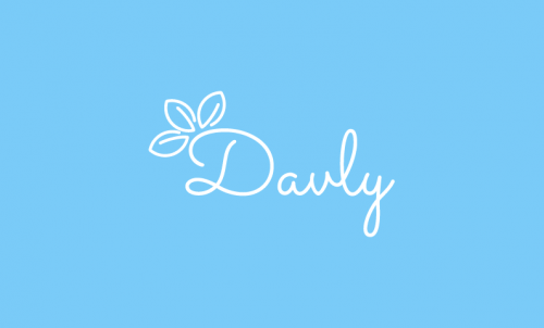 Davly - Relaxed company name for sale