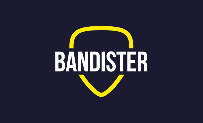 Bandister - E-commerce startup name for sale