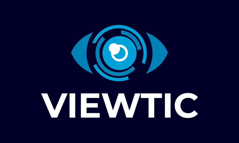 Viewtic - Technology business name for sale