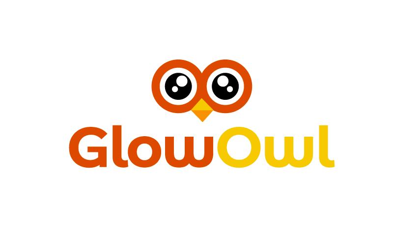 Glowowl - Education domain name for sale