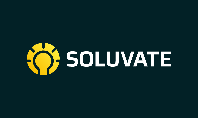Soluvate - Brandable product name for sale