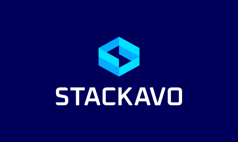 Stackavo - Retail brand name for sale