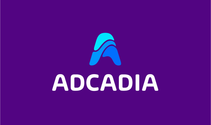 Adcadia - Invented business name for sale