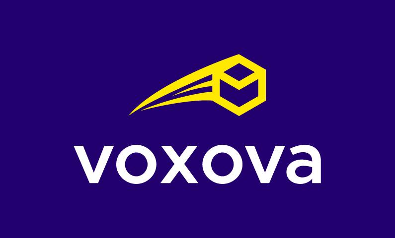 Voxova - Modern brand name for sale